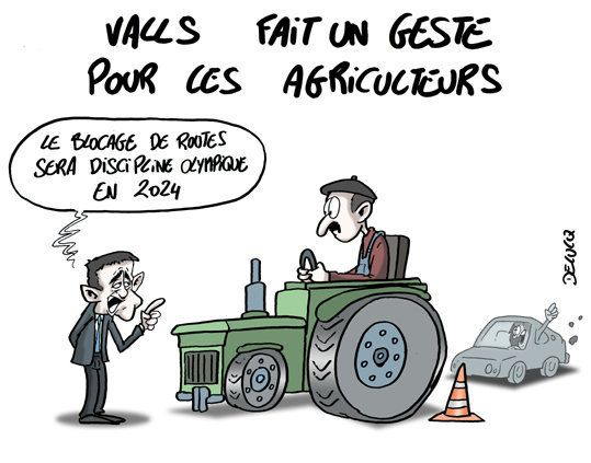 Que peut proposer Valls pour