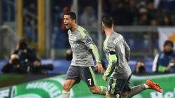 Le but incroyable de Cristiano Ronaldo face à l'AS