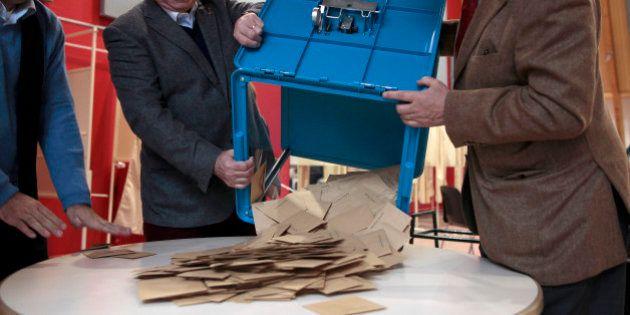 Résultats des élections départementales 2015 : revivez la vague bleue et la soirée
