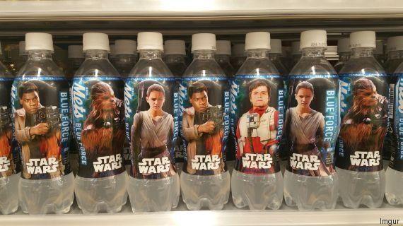 Pour la promotion du nouveau Star Wars, Disney est vraiment prêt à