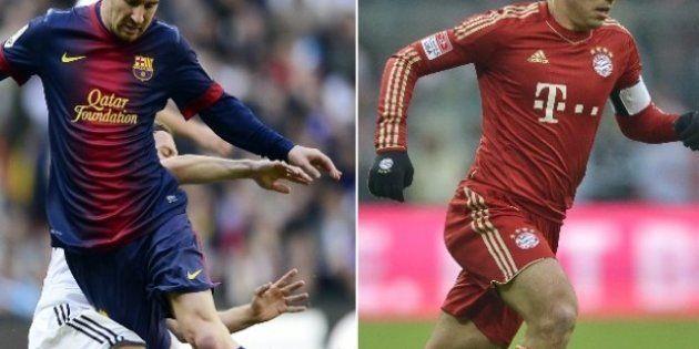 Maillots les plus chers du monde: Barcelone, PSG et Bayern