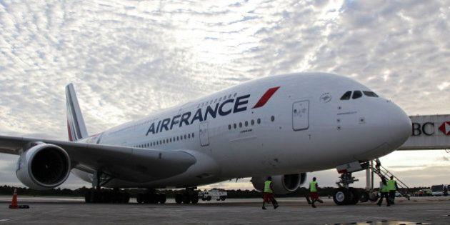 Air France: les retraites en or massif