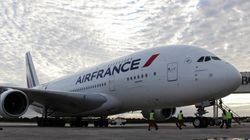 Air France: les retraites en or massif
