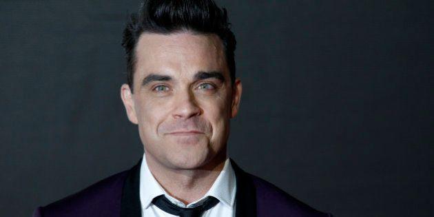 Robbie Williams fume régulièrement du