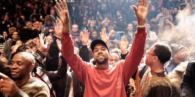 Kanye West au
