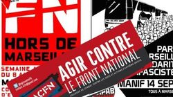 Le FN à Marseille: la gauche et les antifas en comité