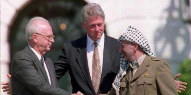 20 ans après Oslo: espoirs déçus des accords