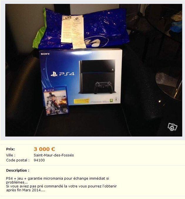 Pour acheter leur PS4, les joueurs sont prêts à