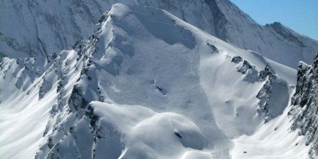Avalanche: 4 alpinistes sont morts dans les