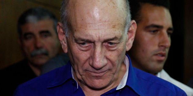 Israël: l'ex-Premier ministre Ehud Olmert reconnu coupable dans un dossier de