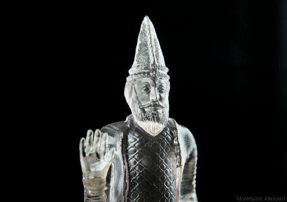 Vous pouvez imprimer en 3D les statues millénaires saccagées par l'Etat