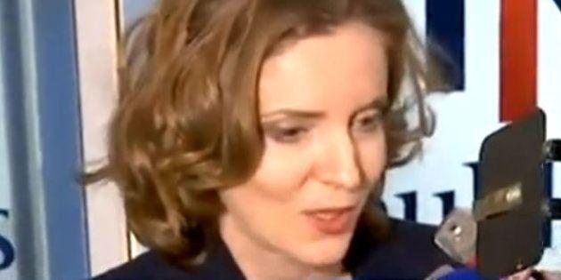 Nathalie Kosciusko-Morizet évincée de son poste de vice-présidente déléguée des