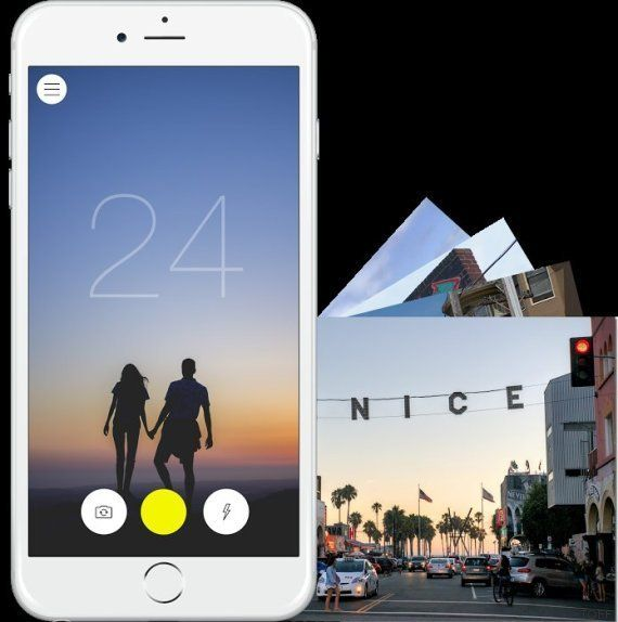 TOFF, l'application qui transforme votre smartphone en appareil photo
