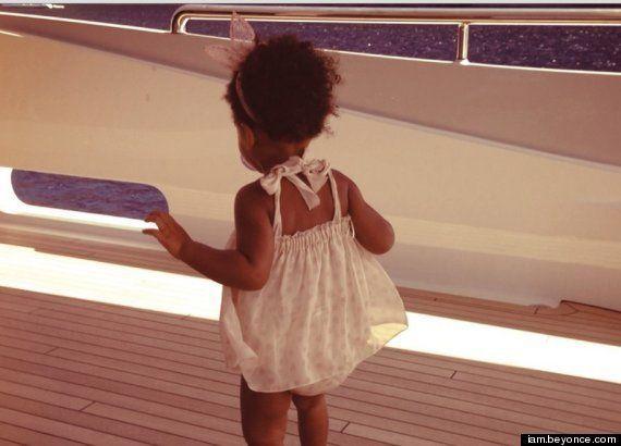 Beyonce: ses photos de vacances avec Blue Ivy et