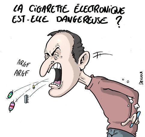 La cigarette électronique est-elle