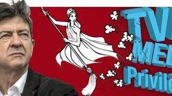 Révolution fiscale: Mélenchon marche sur Bercy contre le
