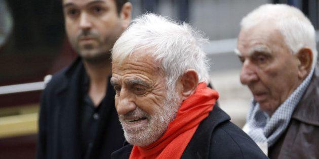 PHOTOS. Obsèques de Georges Lautner à Nice: Belmondo, Maccione, Julienne pour un dernier adieu de la