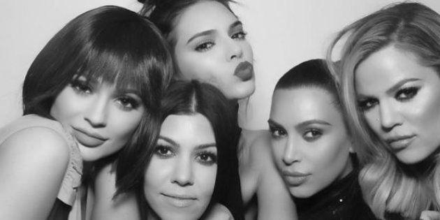 Les sœurs Kardashian-Jenner ont dévoilé leurs listes au père