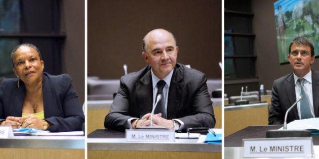 Affaire Cahuzac: ce qu'il faut retenir des auditions de Christiane Taubira, Manuel Valls et Pierre