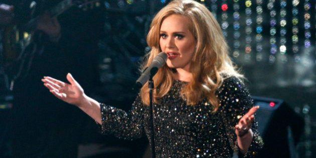Adele dit