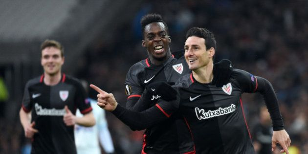 VIDÉO. Le but somptueux de l'Athletic Bilbao qui plombe l'avenir de l'Olympique de Marseille en Europa