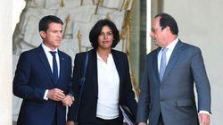 Hollande dit non au 49-3 brandi par Valls sur la réforme du Code du