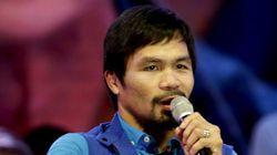 Manny Pacquiao assume ses propos