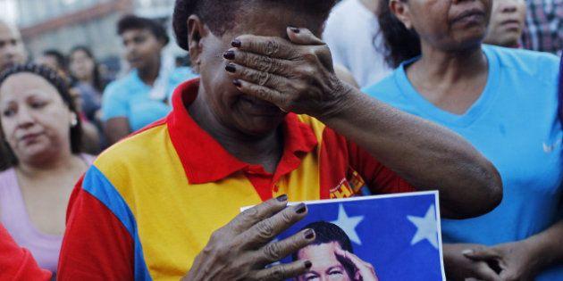 Mort d'Hugo Chavez : le Vénézuela, Cuba et l'Équateur en deuil