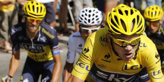 Tour de France : Froome après Armstrong et Indurain