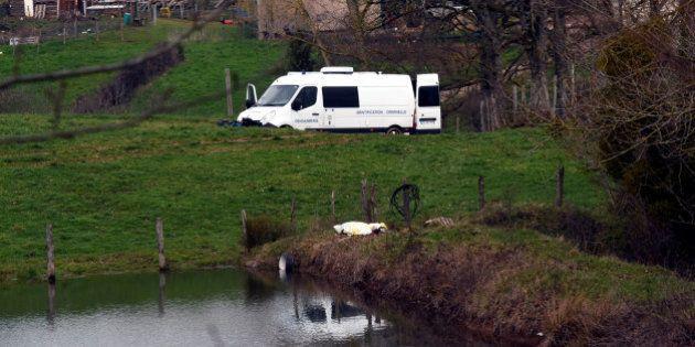 Conseillère agricole tuée en Aveyron: le suspect dans un