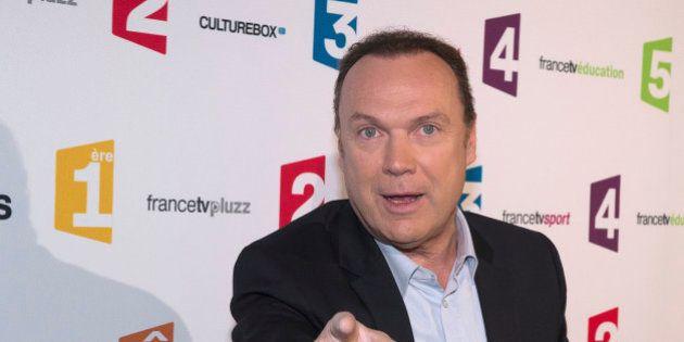 La directrice des programmes de France 3, Dana Hastier, charge Julien