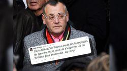Roucas quitte Twitter après avoir fait un parallèle entre Hollande et