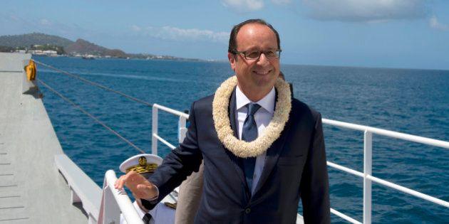Déplacements, ministres, élections... François Hollande, le Président des