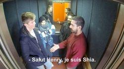 Découvrez la nouvelle oeuvre d'art (WTF) de Shia