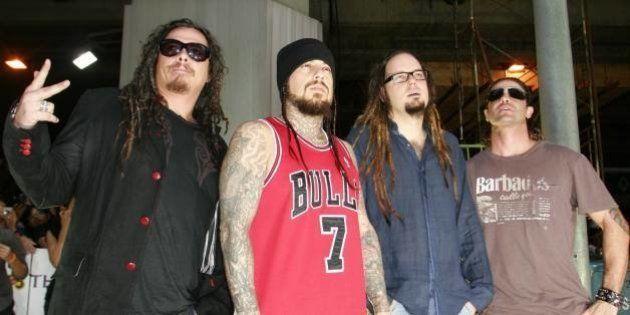 System Of A Down, Korn, Slipknot, Limp Bizkit... le néo metal n'est pas mort, voici