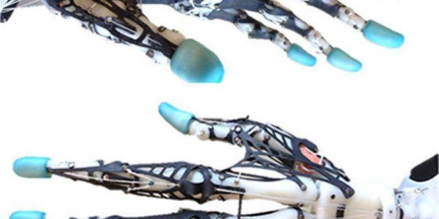 VIDÉO. Cette main bionique est incroyablement
