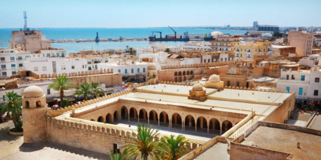 Great Mosque in Sousse,