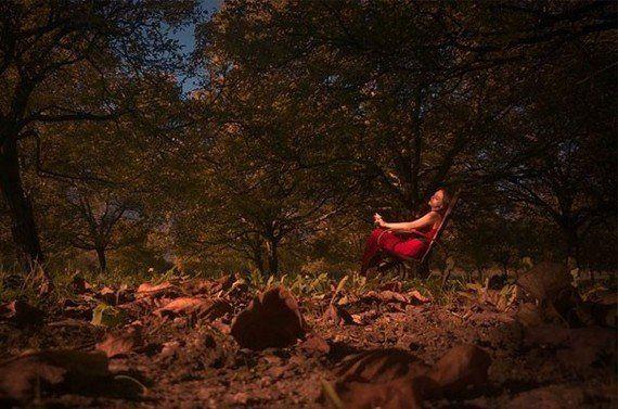 Rouge Renarde, femme végétale au répertoire aussi sensuel