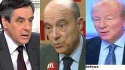 Sarkozy de retour ? Fillon, Juppé et Hortefeux