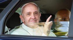 Le pape François roule désormais en Ford