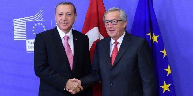 L'Europe et la Turquie relancent leurs négociations