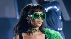 Pourquoi Rihanna était habillée en