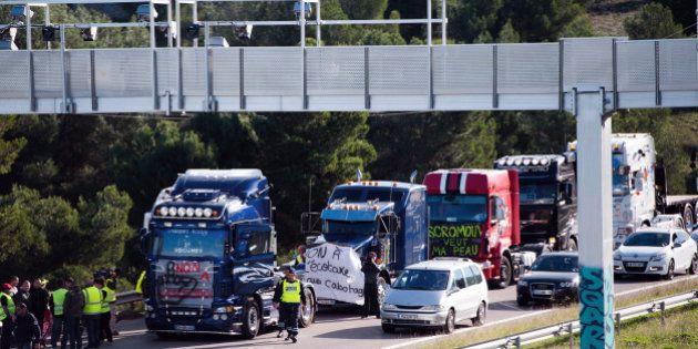Manifestations de routiers et centres équestres: fortes perturbations sur le réseau