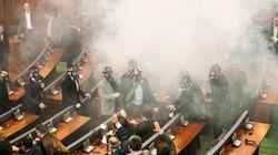 Au Kosovo, l'opposition lance des lacrymos dans le