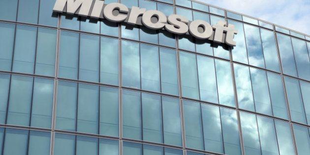 Bruxelles inflige une amende de 561 millions d'euros à Microsoft pour non-respect de ses