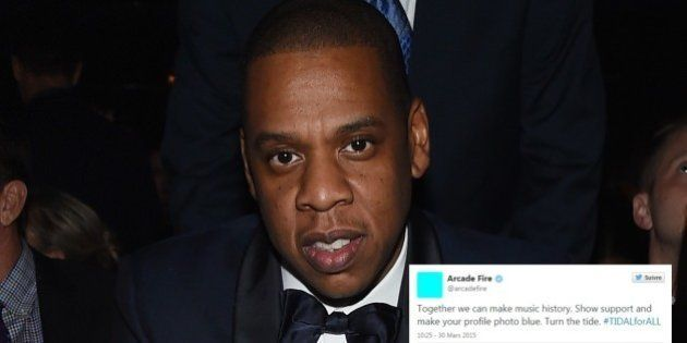 PHOTOS. Jay-Z recrute des stars pour le lancement de Tidal, son service de streaming musical en