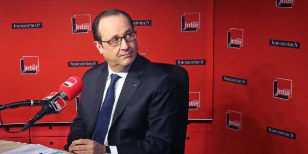 Depuis Bruxelles, François Hollande pointe le