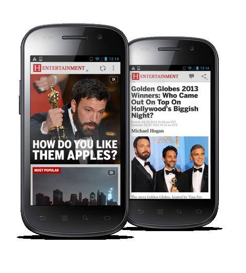 HuffPost pour Android: comment nous avons mis à jour notre