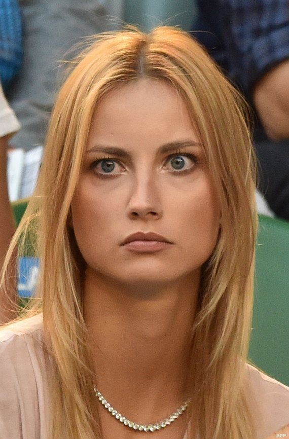 VIDÉO. Open d'Australie: la copine d'Andy Murray, Kim Sears, insulte Tomas Berdych en plein