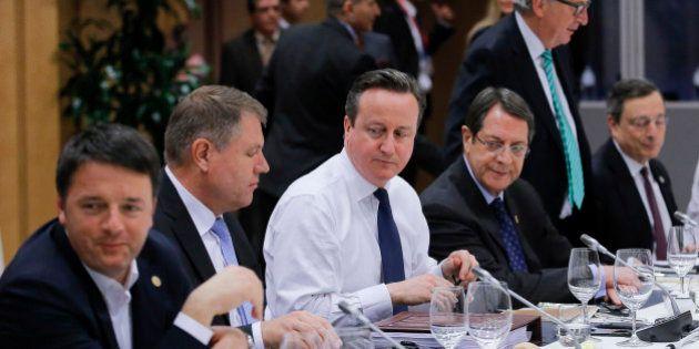Brexit: les dirigeants européens parviennent à un accord pour garder le Royaume-Uni dans l'Union